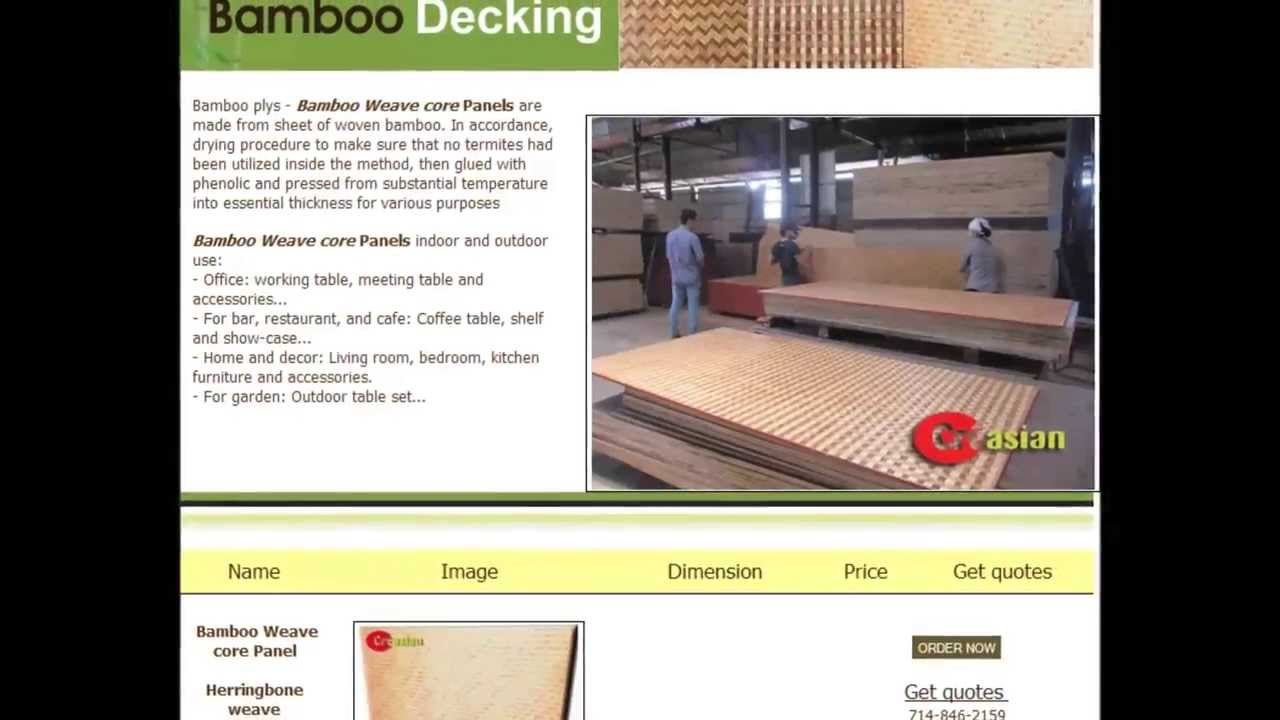1:allwall&ceiling paneling-architectural'sbamboo panels:exterior