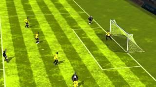 FIFA 13 iPhone/iPad - Burton Albion vs. Bristol Rovers