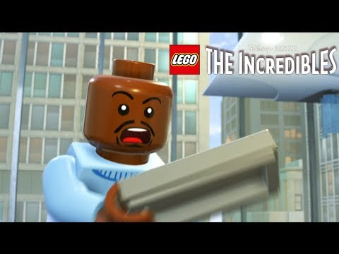 Where is My Super Suit?! (LEGO The...