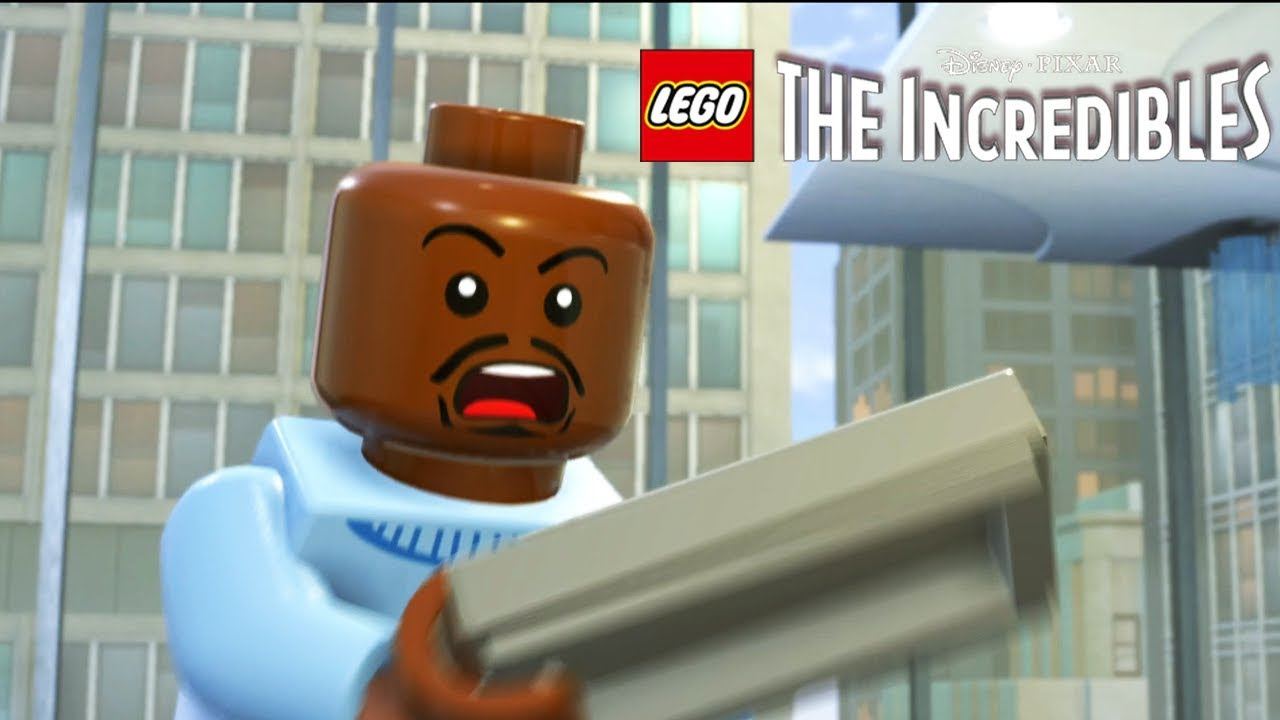 Where is My Super Suit?! (LEGO The Incredibles)
