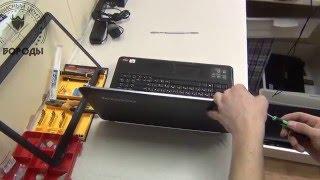 замена матрицы ноутбука Lenovo G555(Наша группа в ВК: https: //vk.com/servisnyj_centr_remont_noutbukov Наш интернет магазин: http://globalbattery.ru/, 2016-01-28T19:01:05.000Z)