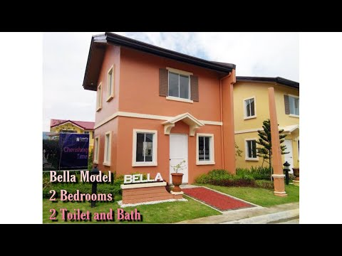 Camella Homes Bella model 0917-4730376 - YouTube