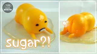 설탕공예 - 구데타마 만들기!!