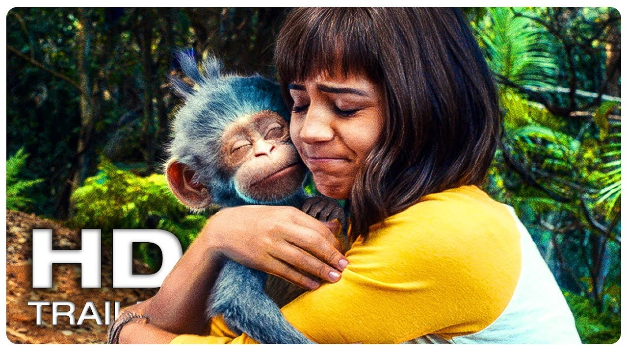 DORA AND THE LOST CITY OF GOLD Trailer #1 Official (NEW 2019) Dora The Explorer Movie HD