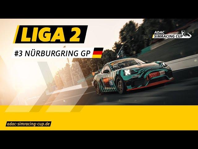 ADAC SimRacing Cup Liga 2 - Nürburgring