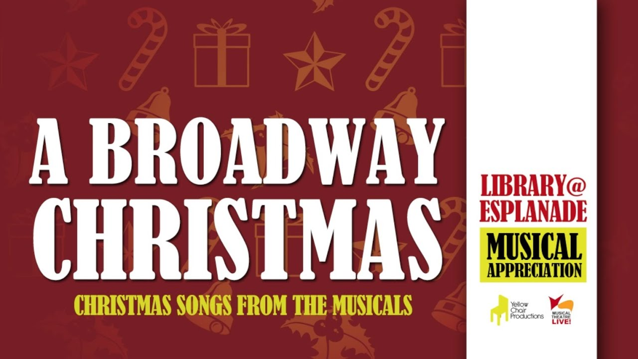 A Broadway Christmas: Christmas Songs From The Musicals - YouTube