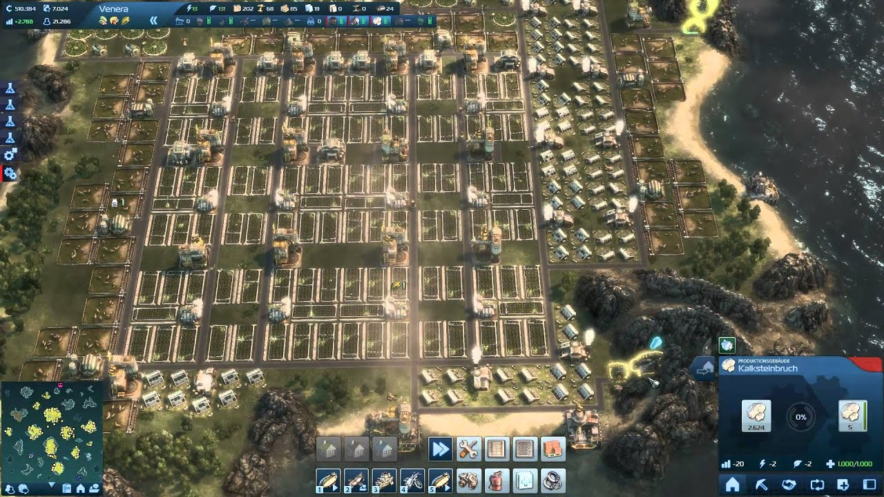 Let s play anno 2070 endlos die tiefsee folge 118 for Anno 2070 find architect