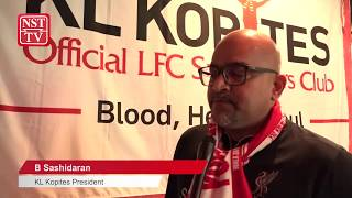 KL Kopites organise Liverpool jerseys collection event for Malaysia Book of Records
