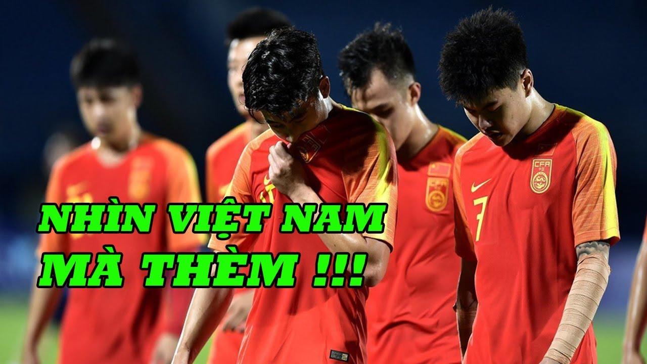 TIN BÓNG ĐÁ 15/5: Bị Việt Nam vượt mặt, báo Trung bi quan về đội nhà