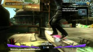 Shaun White Skateboarding - Trials of Snail