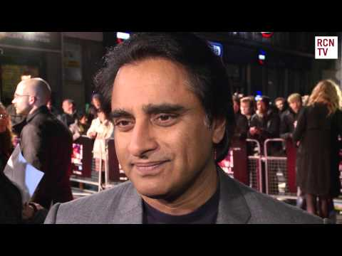 Sanjeev Bhaskar Interview The Zero Theorem Premiere