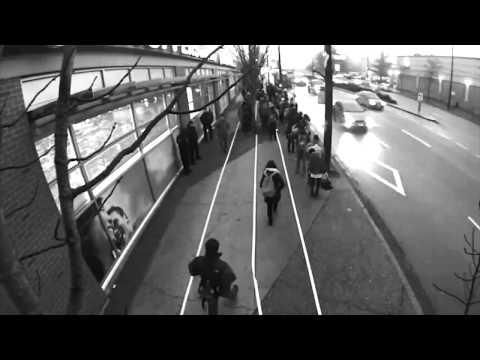 99 B-Line Pilot Queuing System Timelapse