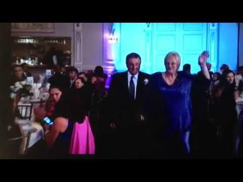Reception: Parents & Wedding Party Entrance