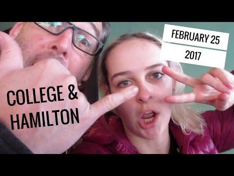 UNIVERSITY OF PUGET SOUND TOUR REACTIONS & HAMILTON | 2.25.17
