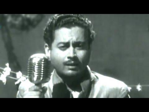 Tang Aa Chuke Hai - Guru Dutt, Mohammed Rafi, Pyaasa Song