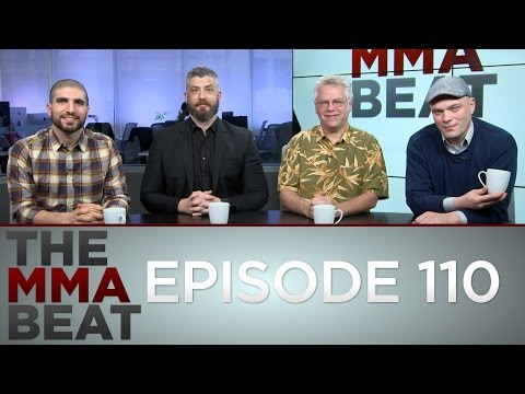 The MMA Beat: Episode 110