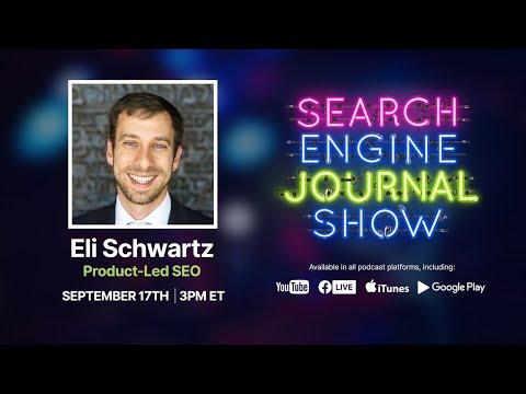Product-Led SEO with Eli Schwartz