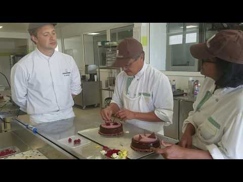 Gastronomicom culinary school Interview student Joko