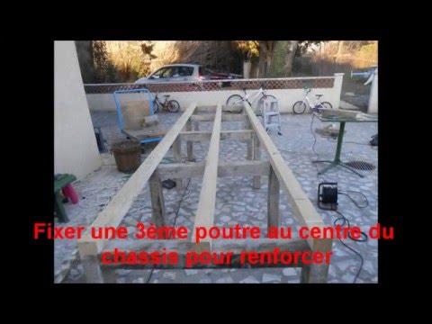 Construction potager en hauteur youtube - Fabriquer un jardin en hauteur ...