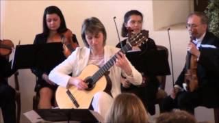 A. Vivaldi:  Koncert D dur pro kytaru, smyčce a cembalo