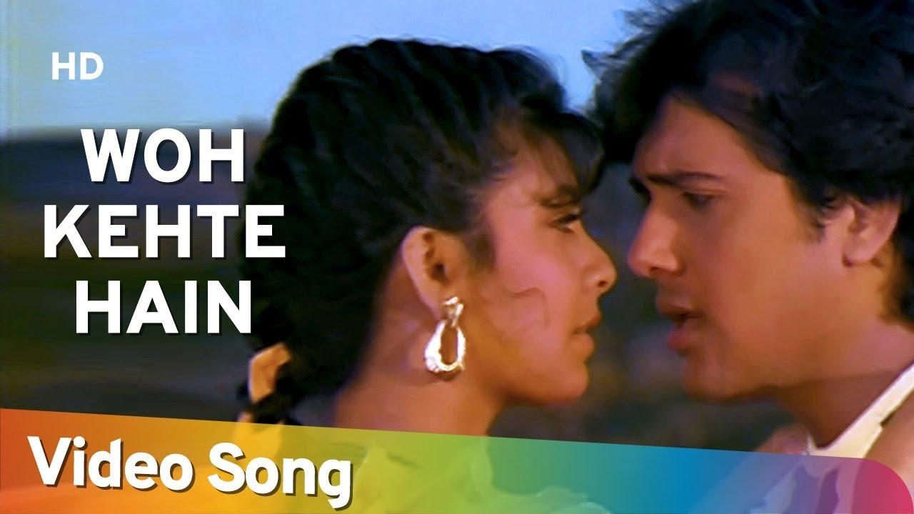 Download Woh Kehte Hai Humse   Govinda   Kimi Katkar   Dariya Dil   Old Hindi Songs   Nitin Mukesh
