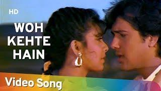 Woh Kehte Hai Humse | Govinda | Kimi Katkar | Dariya Dil | Old Hindi Songs | Nitin Mukesh