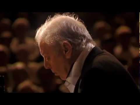 Beethoven, Sonata para piano Nº 24 en Fa♯ mayor op.78 'À Thérèse'. Daniel Barenboim, piano