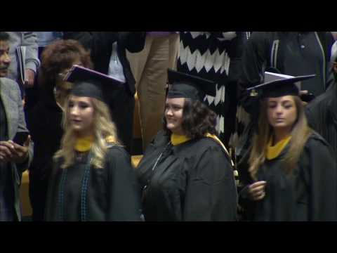 Millersville University Spring 2017 Commencement - Afternoon Ceremony