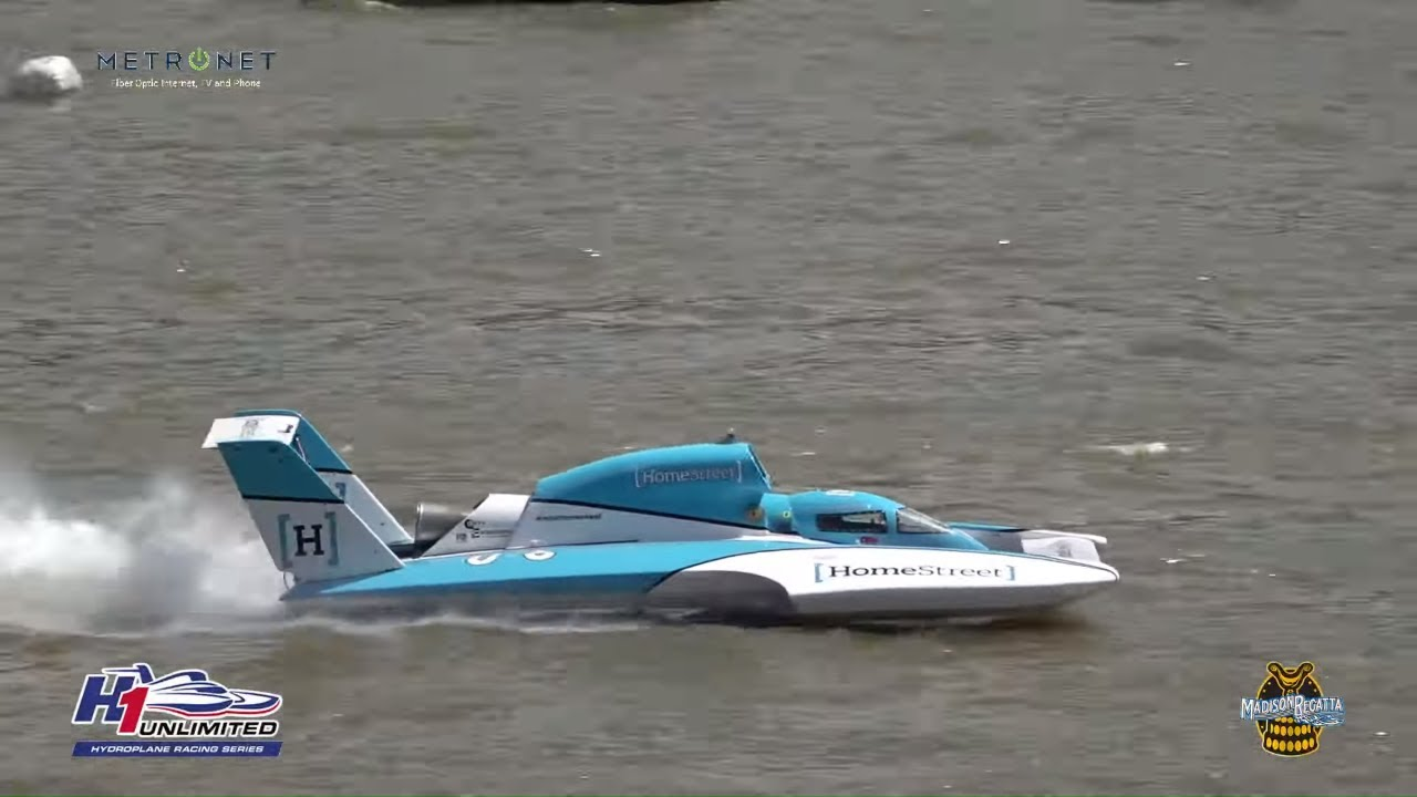 2019 APBA Gold Cup Madison Regatta Final Heat