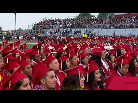 2017 Pomona High School Commencement Ceremony