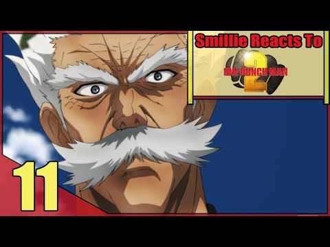 One Punch Man Season 2 Episode 11 Reaction (ワンパンマン)