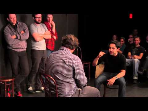 What I Did For Love - UCB NY Cagematch - December 19, 2013