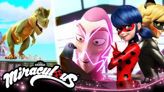MIRACULOUS | 🐞  BEST MOMENTS - ANIMALS 🐾 | Tales of Ladybug and Cat Noir
