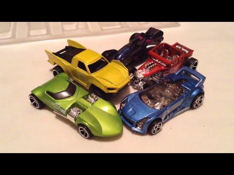 Team Hot Wheels Origin Of Awesome 5 Pack Youtube