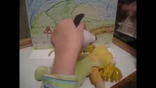 Вольт против Ивасыка / серия 4 / мультфильм с игрушками про супер-собаку