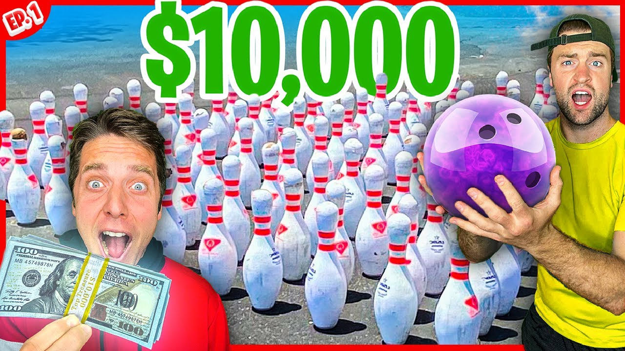 100 PIN BOWLING FOR $10,000!