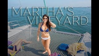 Martha's Vineyard & Boston, MA Vacation Video (GoPro Hero Travel Video) - Fenway Park, Oak Bluffs