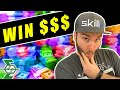 🎮How To Win Skillz Bubble Shooter Live Cash Games 🎮