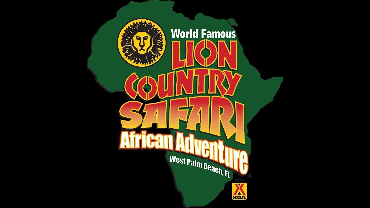 Lion Country Safari Drive Thru November 9, 2018
