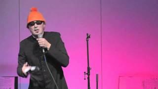 Klaus Finsterhölzl – Pfarrer Rap