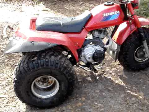 1985 Honda ATC 200S 3 wheeler for sale in Brunswick GA