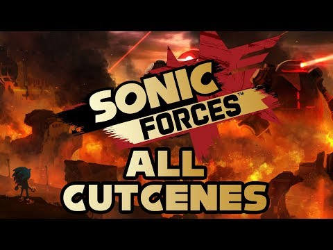 Sonic Forces - All Cutscenes