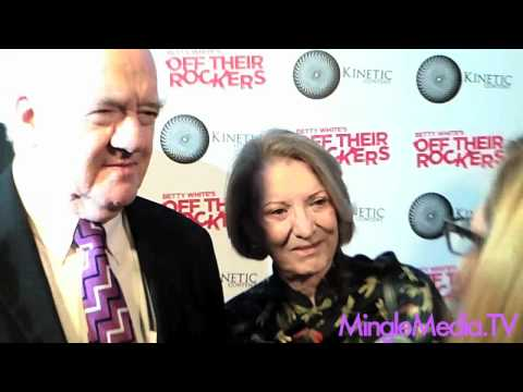 Richard Herd @ Kinetic Content's Party Honoring Betty White