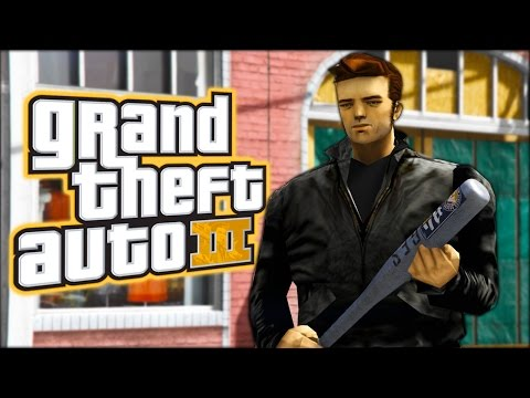 THE REAL REASON WHY CLAUDE DOESN'T TALK IN GTA 3!