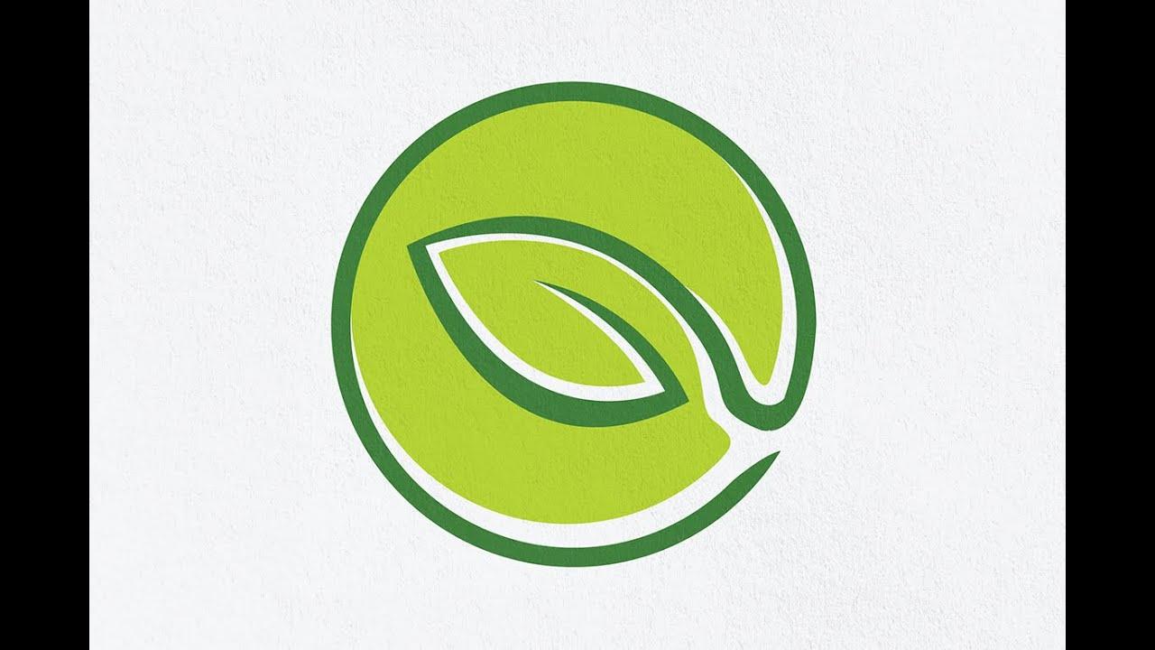 Simple Logo Design in adobe illustrator | adobe