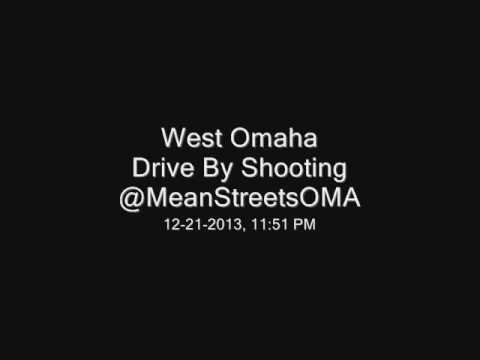 West Omaha Drive By Shooting