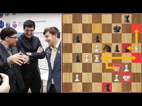 Three World Champions VS Three Russian Talents | The Ultimate Showdown at Tal's Memorial