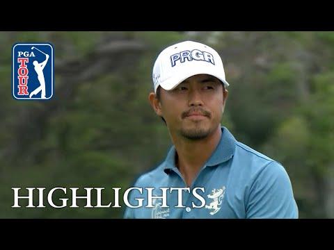 Satoshi Kodaira's Round 4 highlights from RBC Heritage