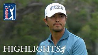 Satoshi Kodaira's Highlights | Round 4 | RBC Heritage