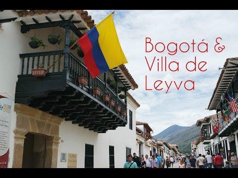 Colombia travel - vegan in Bogotá & Villa de Leyva